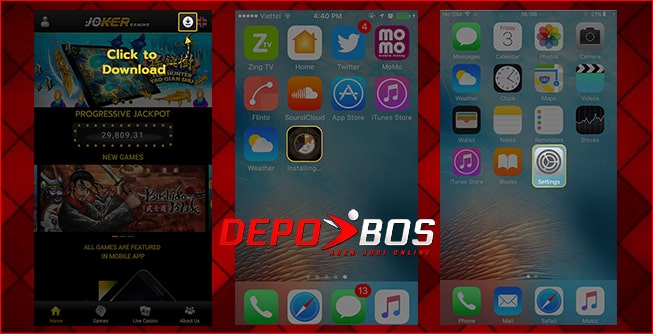 step download ios joker388 pertama